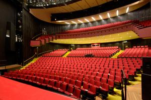 Parktheater Eindhoven; 2012; Creativiteit en ondernemerschap centraal; Geen Management Team en geen vergaderingen; Hoofd en hart mee naar je werk; PaTroonRede en geuzennamen