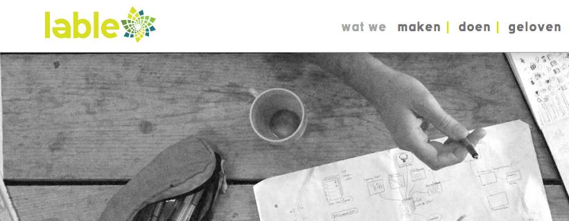 Lable: 2012: Eigenaarschap; Maatschappelijke relevantie; Eenvoud; Situationeel leiderschap en Inuit indianen als voorbeeld