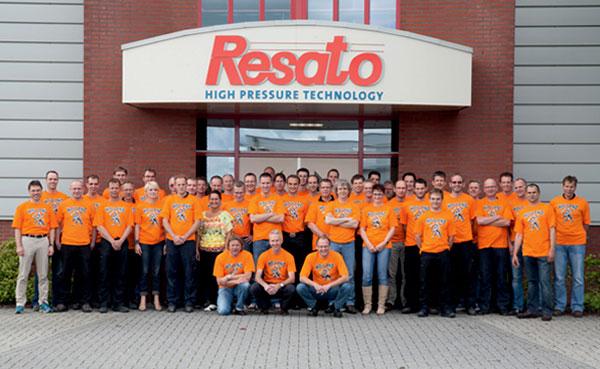 Resato: 2012: Plezier 'moet'; Rijnlands organiseren; Innovatie van binnenuit