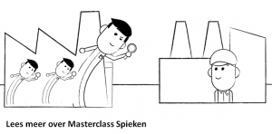 lees meer over masterclass spieken