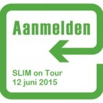 aanmeldknop slim on tour